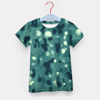 Thumbnail image of Abstract Texture Surface Print Kid's t-shirt, Live Heroes