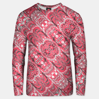 Thumbnail image of Fancy Ornament Pattern Design Unisex sweater, Live Heroes