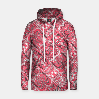 Thumbnail image of Fancy Ornament Pattern Design Hoodie, Live Heroes