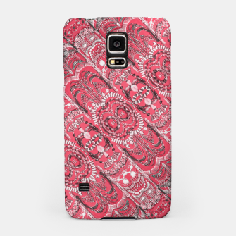 Thumbnail image of Fancy Ornament Pattern Design Samsung Case, Live Heroes
