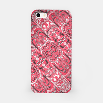 Thumbnail image of Fancy Ornament Pattern Design iPhone Case, Live Heroes