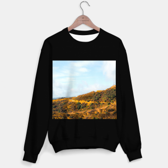 Miniature de image de Hiking trail scenic to Hollywood Sign, Los Angeles, USA Sweater regular, Live Heroes