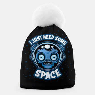 Thumbnail image of Zombie Astronaut Needs Some Space Beanie, Live Heroes