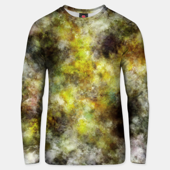 Thumbnail image of Heading into the yellow storm Unisex sweater, Live Heroes