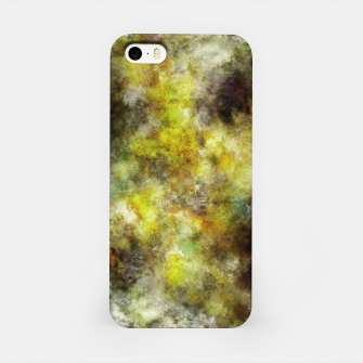 Thumbnail image of Heading into the yellow storm iPhone Case, Live Heroes