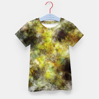 Thumbnail image of Heading into the yellow storm Kid's t-shirt, Live Heroes