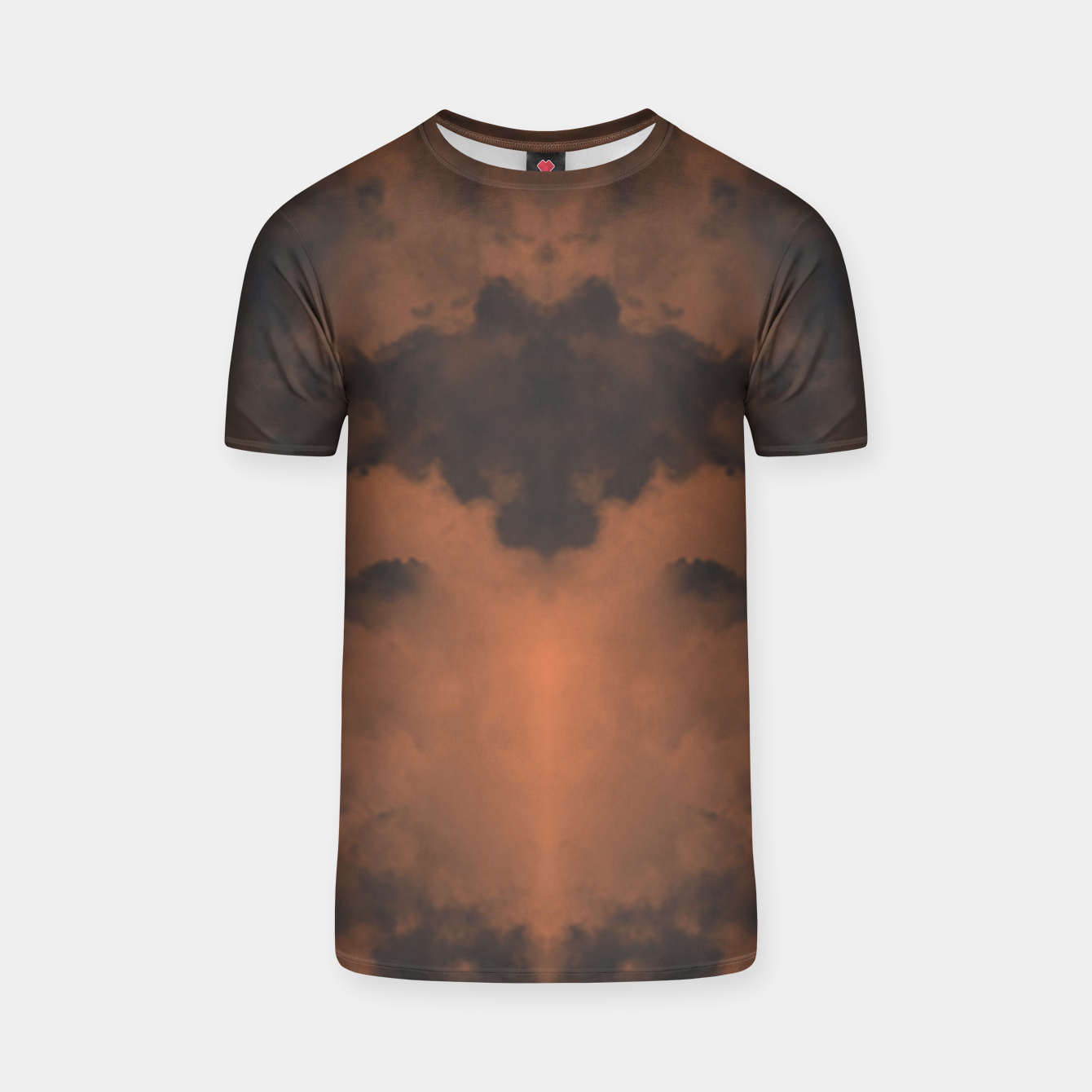 Image de A Mist of Marble Full-Print T-shirt - Live Heroes
