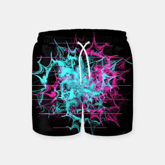 Thumbnail image of Tech Wave Swim Shorts, Live Heroes