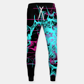 Thumbnail image of Tech Wave Sweatpants, Live Heroes