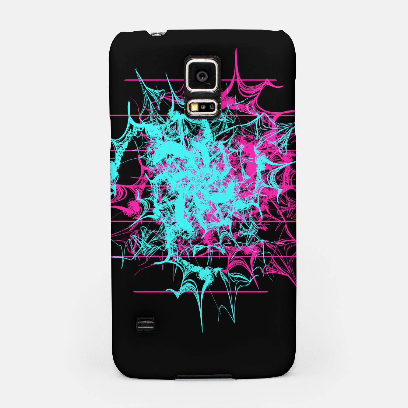 Image of Tech Wave Samsung Case - Live Heroes