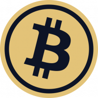 Bitcoin merch logo