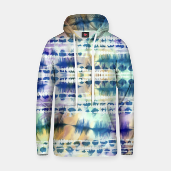 Thumbnail image of Linear tie dye strokes 64 Sudadera con capucha, Live Heroes