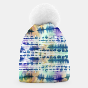 Thumbnail image of Linear tie dye strokes 64 Gorro, Live Heroes