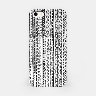 Thumbnail image of Black White Tribal Pattern iPhone Case, Live Heroes