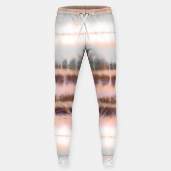 Thumbnail image of Strokes pastel tie dye Pantalones de chándal , Live Heroes