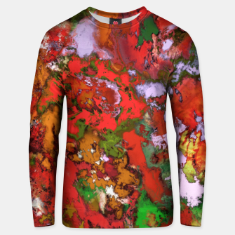 Thumbnail image of Paint machine Unisex sweater, Live Heroes