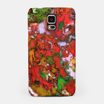 Thumbnail image of Paint machine Samsung Case, Live Heroes