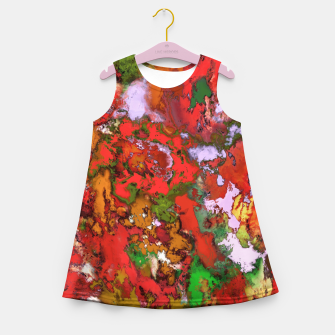 Thumbnail image of Paint machine Girl's summer dress, Live Heroes