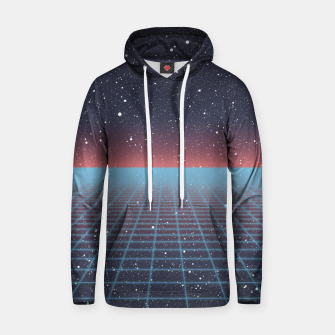 Thumbnail image of Spaced Out Vaporwave Hoodie, Live Heroes
