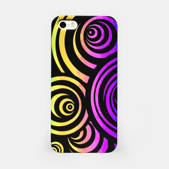 Thumbnail image of Color Whirl 3D iPhone Case, Live Heroes