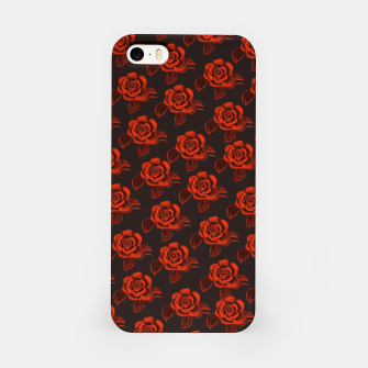 Thumbnail image of Velvet Red Roses  Carcasa por Iphone, Live Heroes