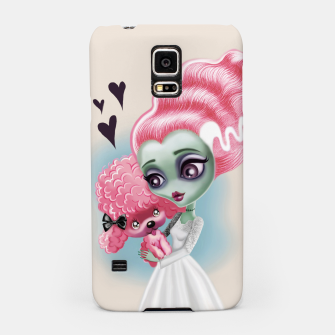 Miniatur Stitches and the Bride Samsung Case, Live Heroes