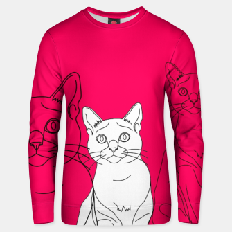 Thumbnail image of Cats Bluza unisex, Live Heroes