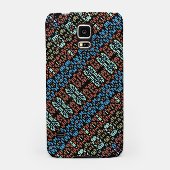 Thumbnail image of Multicolored Mosaic Print Pattern Samsung Case, Live Heroes