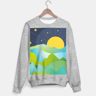 Thumbnail image of The Sun and the Stars Sweater regular, Live Heroes