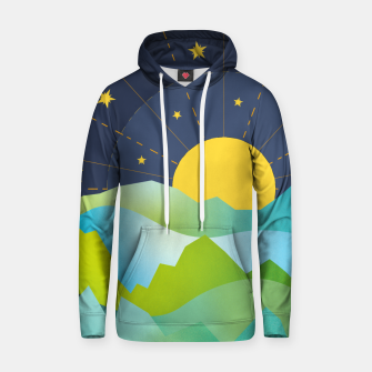 Thumbnail image of The Sun and the Stars Hoodie, Live Heroes
