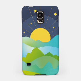Miniaturka The Sun and the Stars Samsung Case, Live Heroes