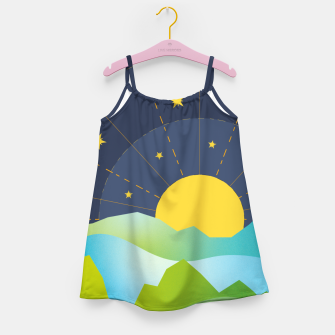 Thumbnail image of The Sun and the Stars Girl's dress, Live Heroes
