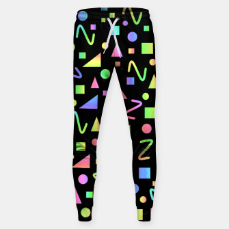 Thumbnail image of Party Geometric Sweatpants, Live Heroes