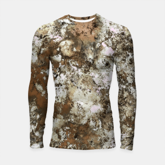 Thumbnail image of Frosted sand Longsleeve rashguard , Live Heroes