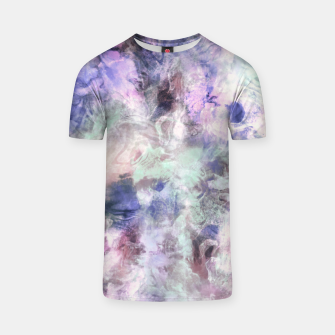 Tie dye pastel colors Camiseta miniature