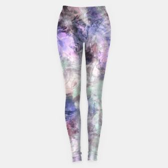 Thumbnail image of Tie dye pastel colors Leggings, Live Heroes