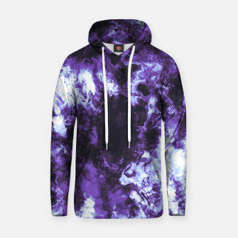 Miniatur Lilac tie dye splatter Sudadera con capucha, Live Heroes