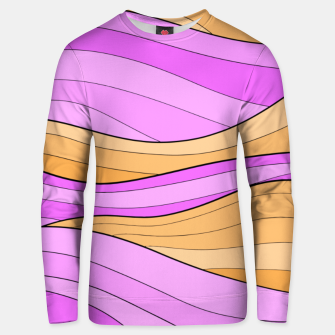 Thumbnail image of The Pink Sea Waves Unisex sweater, Live Heroes