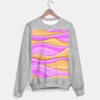 Thumbnail image of The Pink Sea Waves Sweater regular, Live Heroes