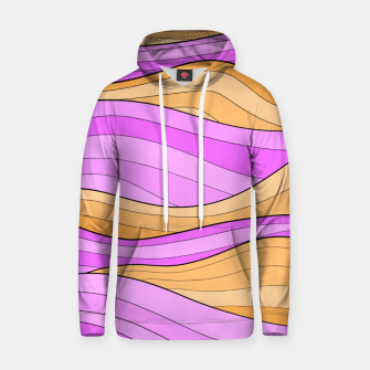 Thumbnail image of The Pink Sea Waves Hoodie, Live Heroes