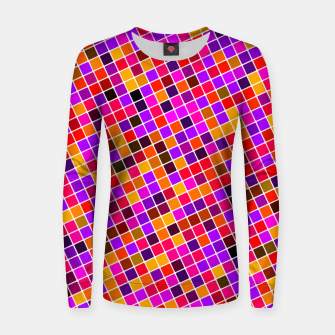 Thumbnail image of COLOUR SQUARED 13 Women sweater, Live Heroes