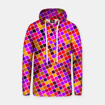 Thumbnail image of COLOUR SQUARED 13 Hoodie, Live Heroes