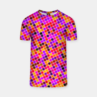 Thumbnail image of COLOUR SQUARED 13 T-shirt, Live Heroes