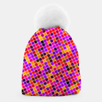 Thumbnail image of COLOUR SQUARED 13 Beanie, Live Heroes