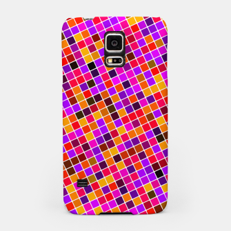 Thumbnail image of COLOUR SQUARED 13 Samsung Case, Live Heroes