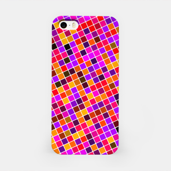Thumbnail image of COLOUR SQUARED 13 iPhone Case, Live Heroes