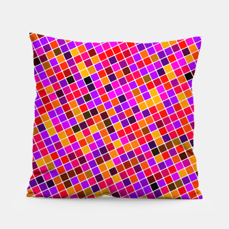 Thumbnail image of COLOUR SQUARED 13 Pillow, Live Heroes