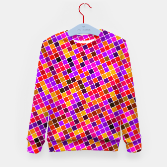 Thumbnail image of COLOUR SQUARED 13 Kid's sweater, Live Heroes