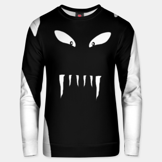 Thumbnail image of Vampire Hand Graphic Drawing Unisex sweater, Live Heroes