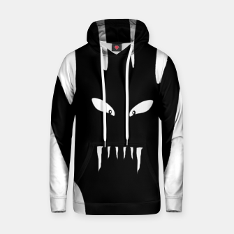 Thumbnail image of Vampire Hand Graphic Drawing Hoodie, Live Heroes